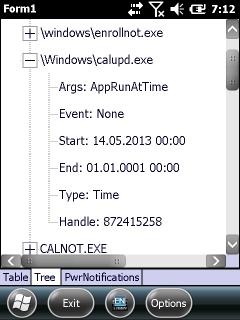 Windows CE Programming » Blog Archive » Mobile Development: manage