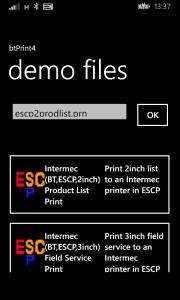 btprint_demolist